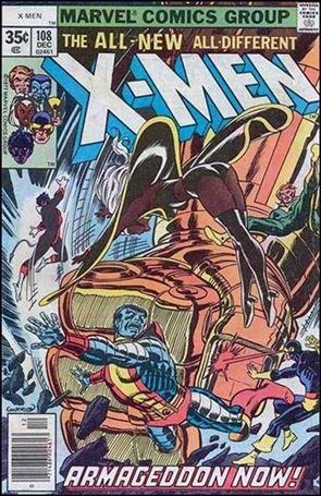 X-Men (1963) 108-A