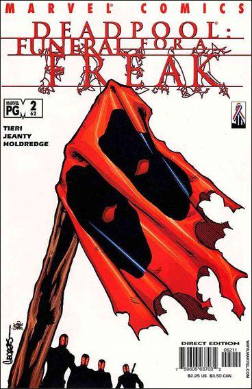 Deadpool (1997) 62-A by Marvel