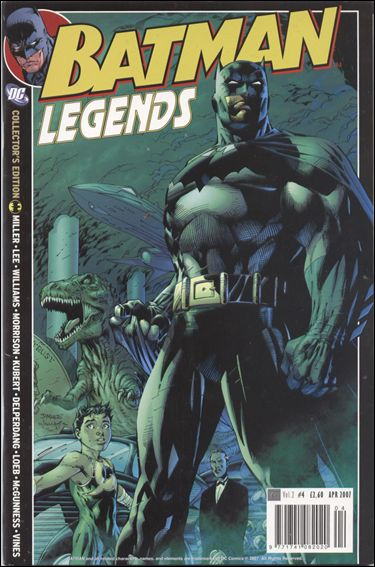 Batman Legends (UK) (2007) 4-A by Titan Magazines