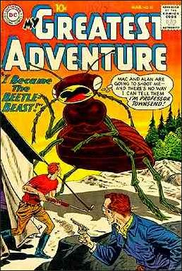 My Greatest Adventure (1955) 41-A by DC