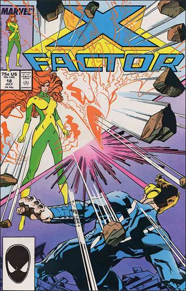 X-Factor (1986) 18-A by Marvel