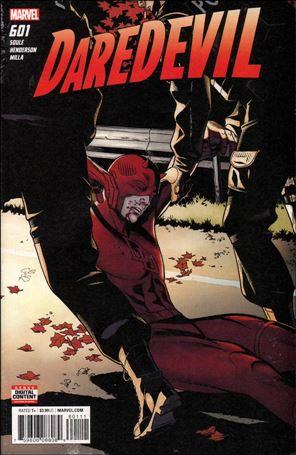 Daredevil (1964) 601-A