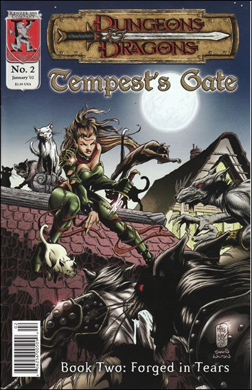 Dungeons and Dragons: Tempest's Gate 2-A by Kenzer and Company