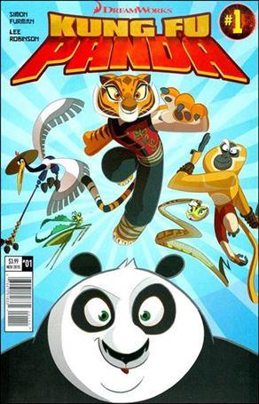 Kung Fu Panda (2015) 1-A