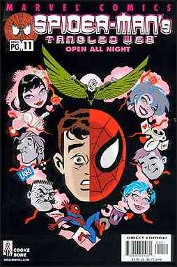 Spider-Man's Tangled Web 11-A by Marvel