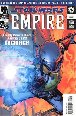 Star Wars: Empire 7-A
