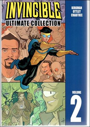 Invincible: Ultimate Collection 2-B