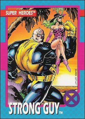 X-Men: Series 1 (Base Set) 31-A by Impel