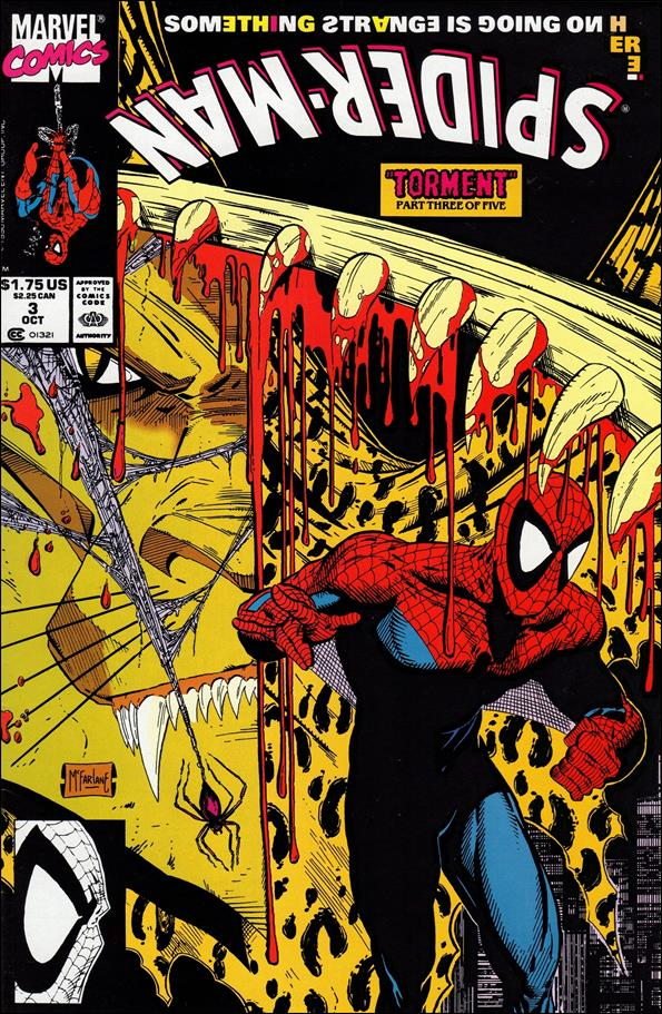 Spider-Man (1990) 3-A by Marvel