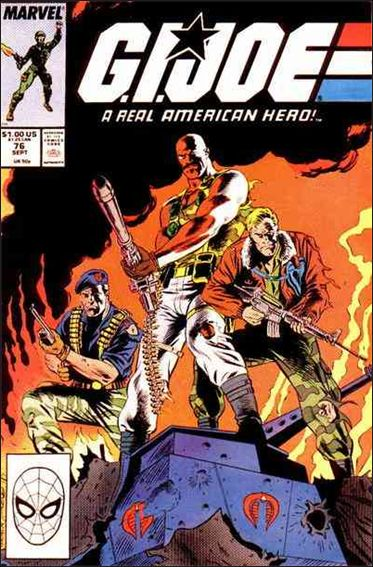 G.I. Joe: A Real American Hero 76-A by IDW
