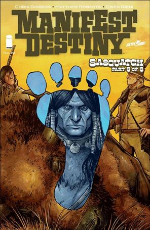 Manifest Destiny 24-A