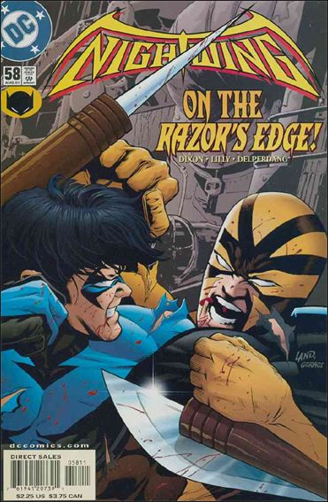 Nightwing (1996) 58-A by DC