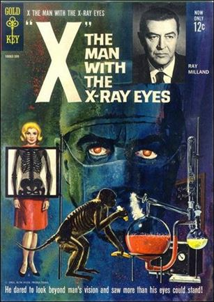 X, The Man with the X-Ray Eyes nn-A