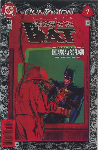 Batman: Shadow of the Bat 48-A by DC