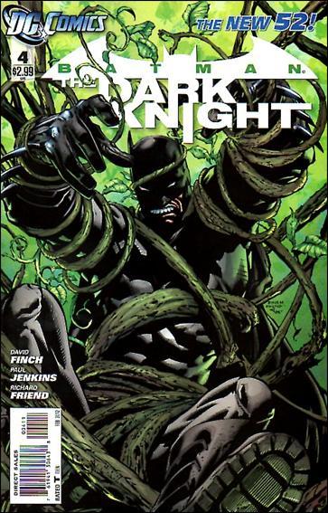 Batman: The Dark Knight (2011/11) 4-A by DC