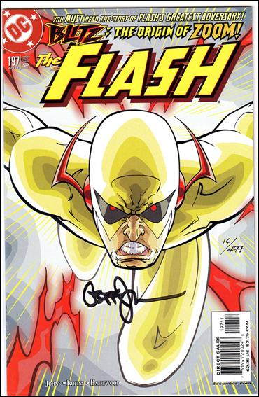 Flash (1987) 197-B by DC