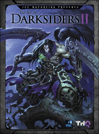 Art of Darksiders II 1-A by Udon