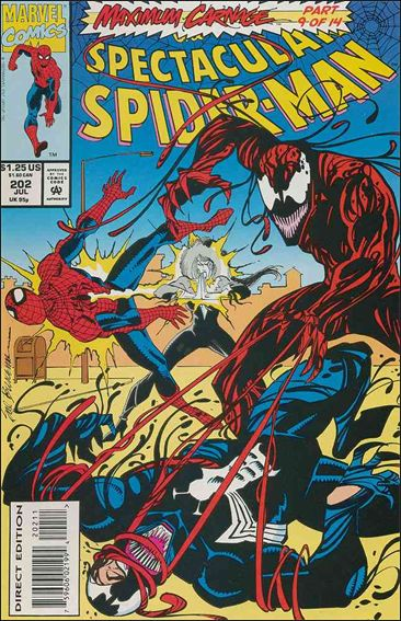 Spectacular Spider-Man (1976) 202-A by Marvel