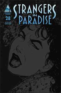 Terry Moore's Strangers in Paradise 28-A by Abstract Studio