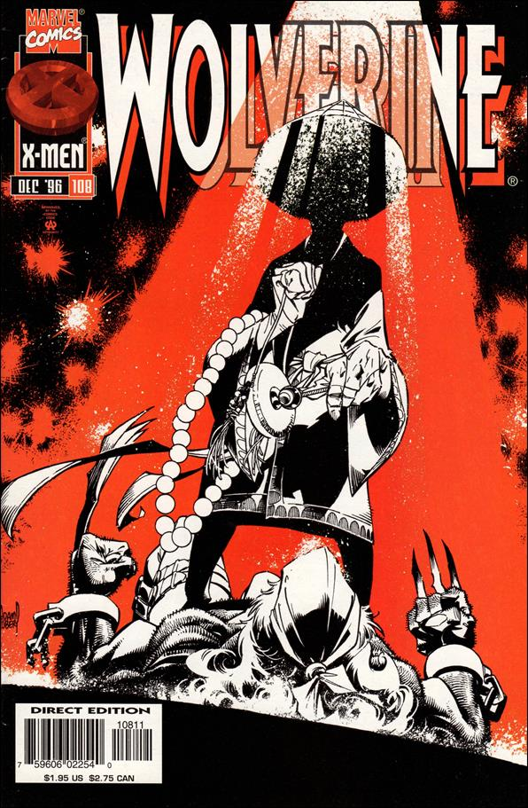 Wolverine (1988)  108-A by Marvel