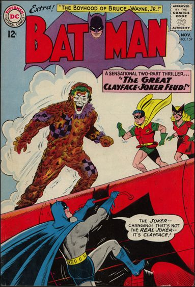 Batman (1940) 159-A by DC