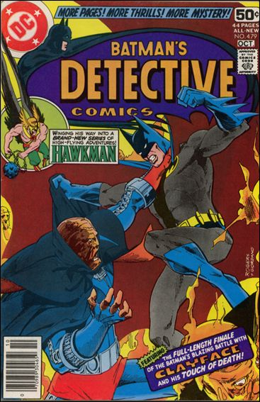 Detective Comics (1937) 479-A by DC