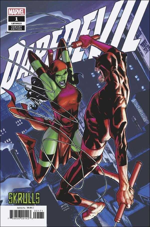 Daredevil (2019) 1-B by Marvel
