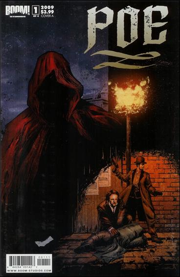 Poe (2009) 1-A by Boom! Studios