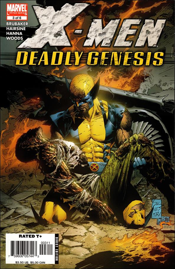 X-Men: Deadly Genesis 3-A by Marvel