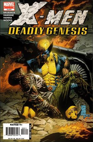 X-Men: Deadly Genesis 3-A