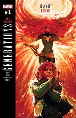 Generations: Phoenix & Jean Grey 1-A