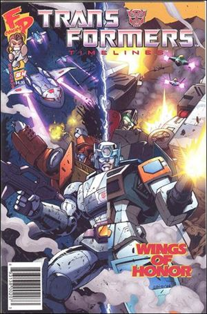 Transformers: Timelines (2006) 4-B