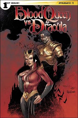 Blood Queen vs Dracula 1-C