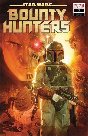 Star Wars: Bounty Hunters 2-C