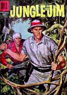 Jungle Jim (1954) 7-A by Dell
