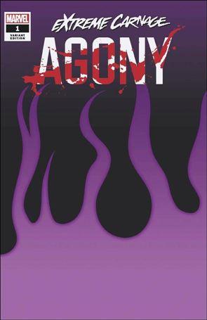 Extreme Carnage: Agony 1-E