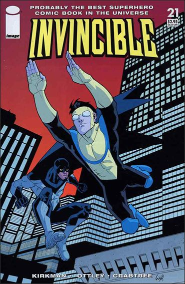 Invincible 21-A by Image