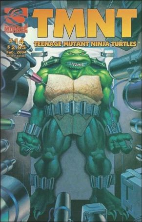 TMNT: Teenage Mutant Ninja Turtles 14-A