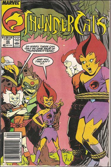 ThunderCats (1985) 22-A by Star