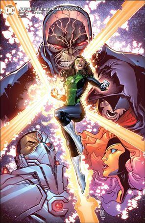 Justice League Odyssey 17-B