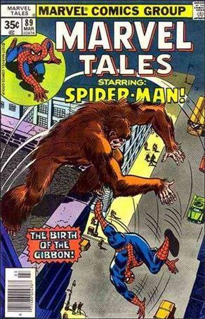 Marvel Tales (1966) 89-A