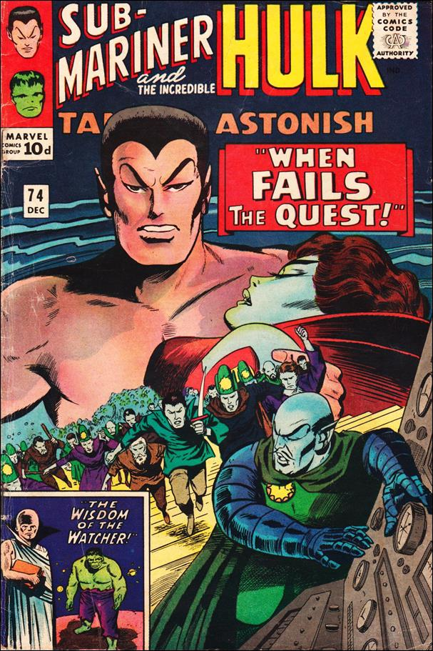 Tales to Astonish (1959) 74-B by Marvel