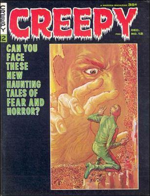 Creepy 12-A