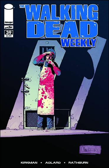 Walking Dead Weekly 39-A by Image