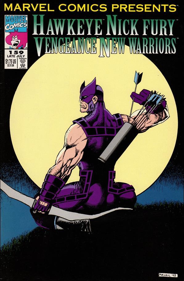 Marvel Comics Presents (1988) 159-A by Marvel