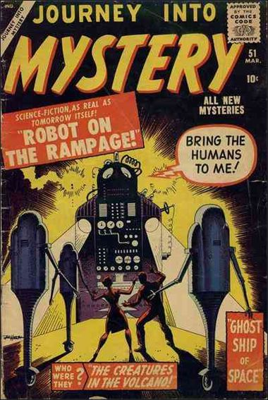 Journey into Mystery (1952) 51-A by Marvel