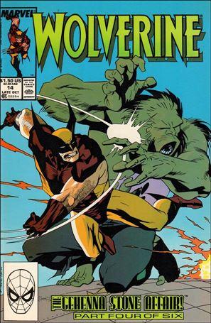 Wolverine (1988)  14-A