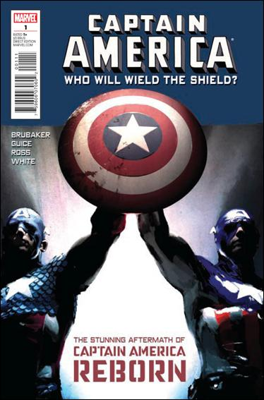 Captain America Reborn: Who Will Wield the Shield? 1-A by Marvel
