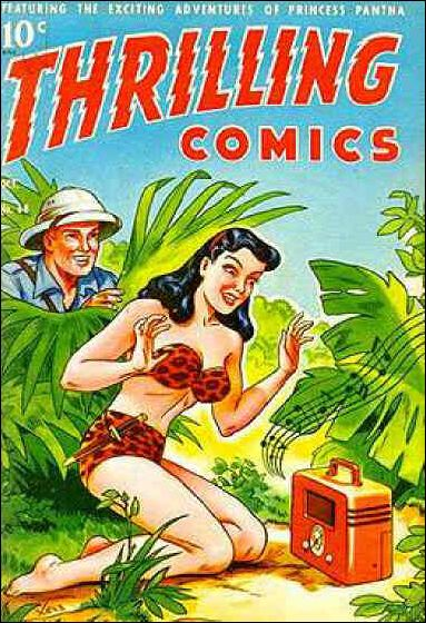 Thrilling Comics (1940) 68-A by Standard