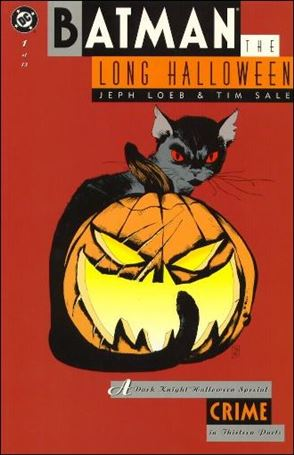 Batman: The Long Halloween 1-A